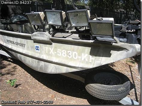 Gator Trax Center Console Boats by Quot Patrol Quot Boat Listings