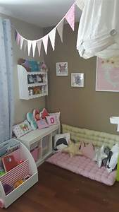 Kleinkind Zimmer Mädchen : die besten 25 kuschelecke kinderzimmer ideen auf pinterest kuschelecke tipi kinderzimmer und ~ Sanjose-hotels-ca.com Haus und Dekorationen
