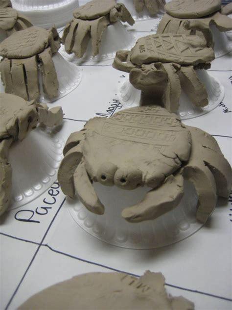mini matisse clay texture bugs