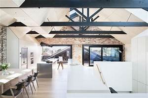 Industrial Warehouse Converted Into Living Space