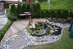 Garten Dekorieren Mit Steinen : garten mit steinen dekorieren garten mit steinen ~ Lizthompson.info Haus und Dekorationen