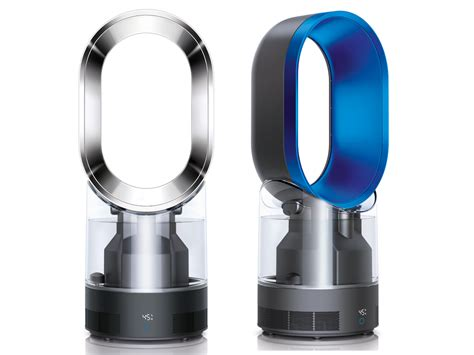 dyson humidifier and fan dyson unveils a humidifier that also kills bacteria wired