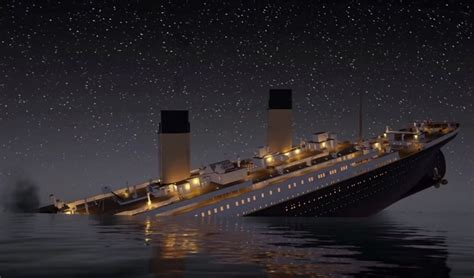 Where Did The Titanic Sink Exactly by Anima 231 227 O Permite Ver O Naufr 225 Gio Do Titanic Em Tempo Real