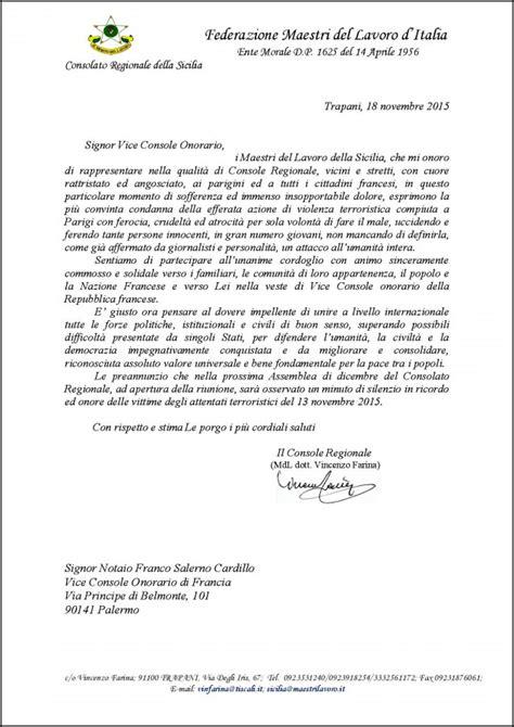 consolato di germania federazione maestri lavoro d italia consiglio