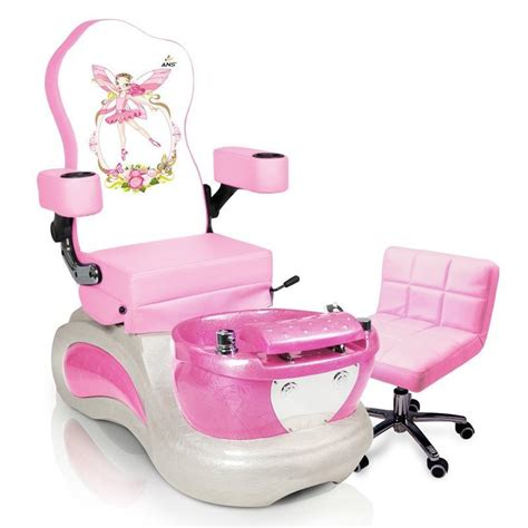Luraco Kid Pedicure Chair by Vnt Nail Supply Pink Pixie Pedicure Spa