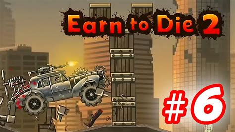 Earn To Die 2-episod 6#stagiul 3
