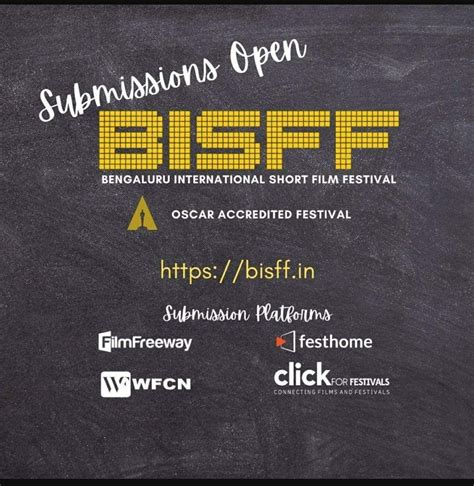 BSF - Bangalore Short Film Makers - Home   Facebook