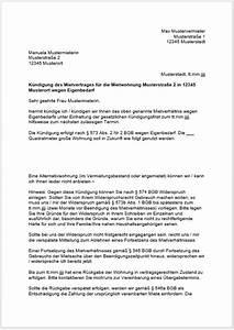 Kündigungsfrist Mietvertrag Eigenbedarf : eigenbedarfsk ndigung 15 punkte checkliste muster pdf ~ Orissabook.com Haus und Dekorationen