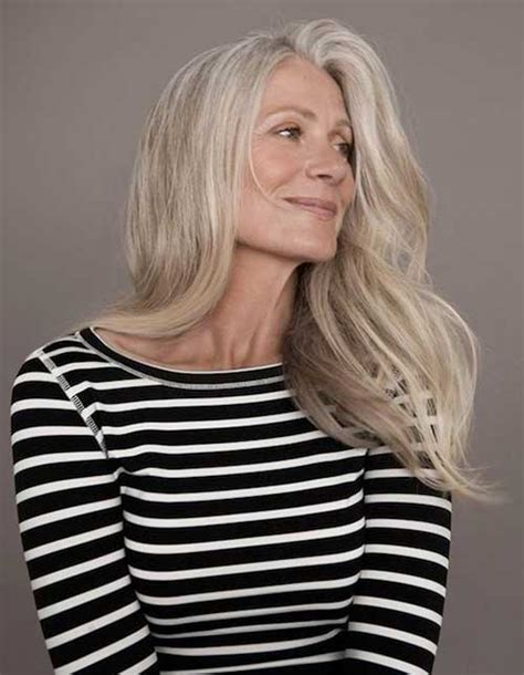 Totally Chic Hairstyles for Older Women Hairstyles and
