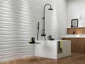 bathroom ceramic tile designs kreative wandgestaltung mit 3d keramikfliesen