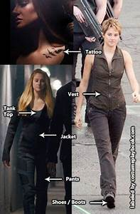 Get Tris' tattoo and style from the Divergent / Insurgent ...