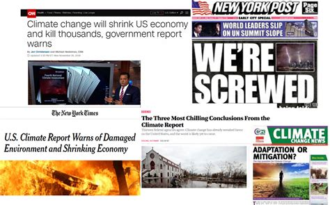 Why is Climate Change Featured So Prominently in the News ...