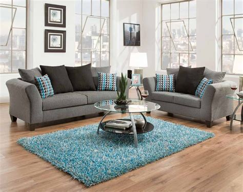 American Sofa Set by Sottile Gray Sofa Loveseat American Freight Home
