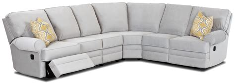 furniture reclining loveseat reclining sectional sofa with rolled arms by