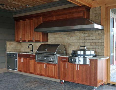 Diy Tile Countertop 10 Diy Outdoor Kitchen Design Maple