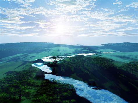 paisajes de ensueno paisajes verdes