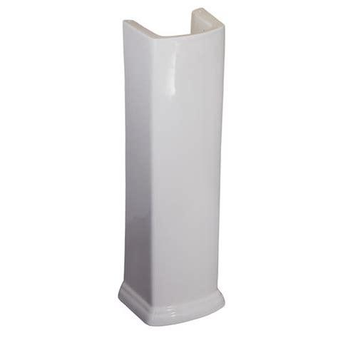 Barclay Pedestal Sink Washington by Barclay Washington Small Pedestal Bathroom Sink Column