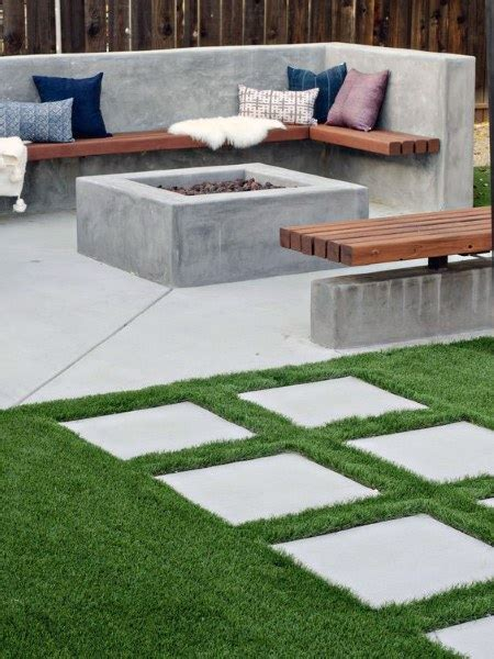 Concrete Patio Ideas by 60 Concrete Patio Ideas Unique Backyard Retreats