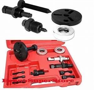 A  C Compressor Clutch Remover Installer Puller Air