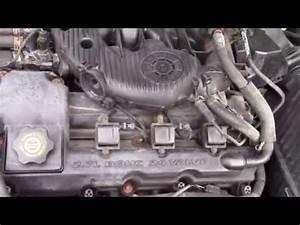 Replacing radiator on Dodge Stratus