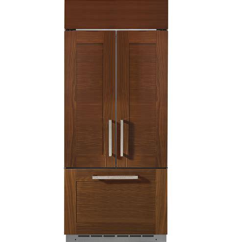 zipnh monogram  built  french door refrigerator  monogram collection