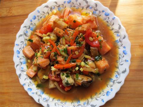 je cuisine ce que j ai dans mon frigo poisson cru au soyo sauce soja je cuisine donc je suis