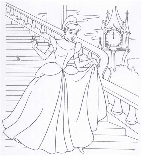 Coloring Disney Princess Coloring Book Page by Free Printable Disney Princess Coloring Pages For
