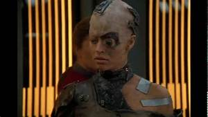 Seven of Nine does not like being disconnected from the ...