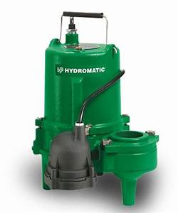Hydromatic Sewage Pump  Sp50