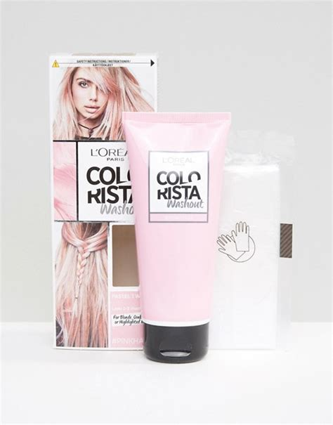 L Oréal Pa  L'oreal Paris Colorista Wash Out Hair Colour