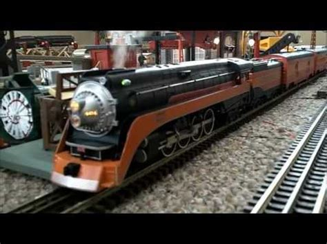 lionel o guage western pacific gs 4 class mth gs4 southern pacific daylight ps 3 0 doovi