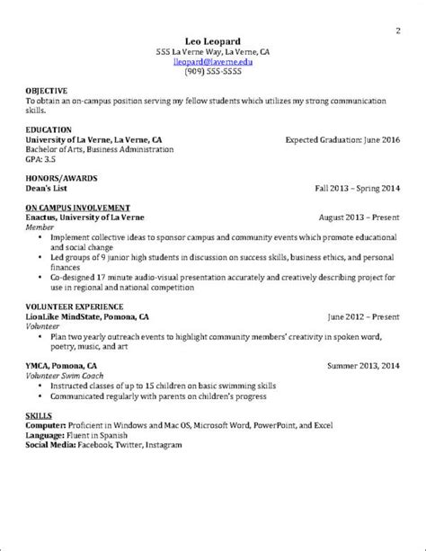 18480 ten resume writing commandments 10 commandments of resume writing