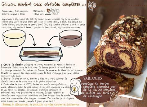 recette cuisine gateau gateau marbre recette et technique cuisine en bandoulière