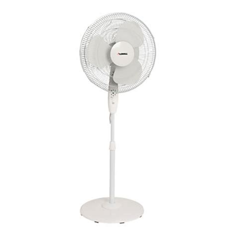 floor fan with remote lorell 16 3 speed oscillating floor fan with remote 48 x 4