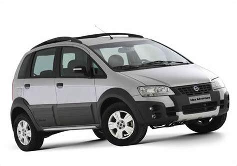Fiat Idea Adventure by Fiat Idea Adventure 1 8l 2015