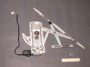 84 85 Mazda Rx7 13b Oem Power Window Regulator Motor
