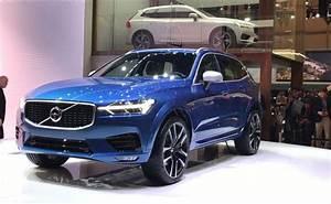 Nouveau Volvo Xc60 : gen ve le nouveau volvo xc60 adopte l hybride rechargeable ~ Medecine-chirurgie-esthetiques.com Avis de Voitures