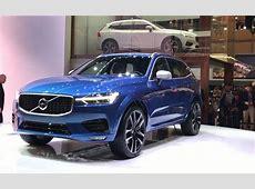 Genève le nouveau Volvo XC60 adopte l'hybride rechargeable