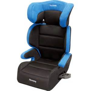 harmony dreamtime deluxe comfort booster car seat blue