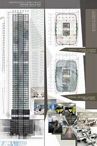 Design 8    Proposed Corporate Office Building    High