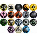 Energy Type Icons Symbols Pokemon Neo Deviantart