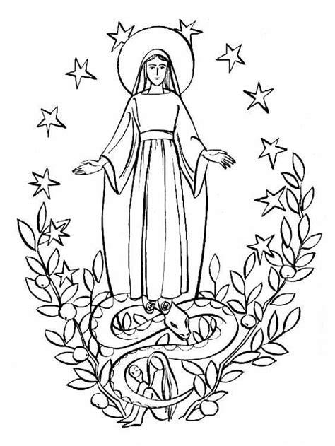 Jesus Transfiguration Coloring Page