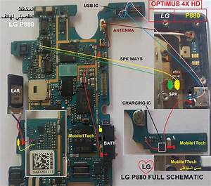 Lg P880 Charging Ways