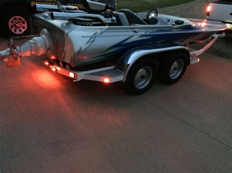 Bubble Deck Jet Boat by 1976 Sanger Bubble Deck Jet Boat For Sale In Pierre South