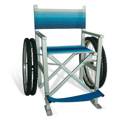 Sedie Da Mare by Sedia Da Spiaggia Attrezzature Per Disabili Noleggio