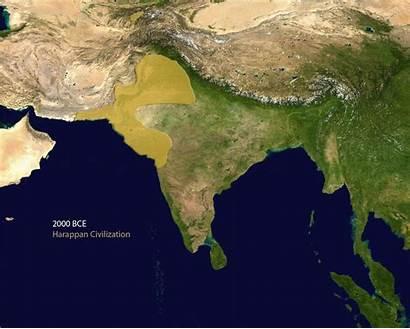 India Raj British Map Maps Cartography Animated