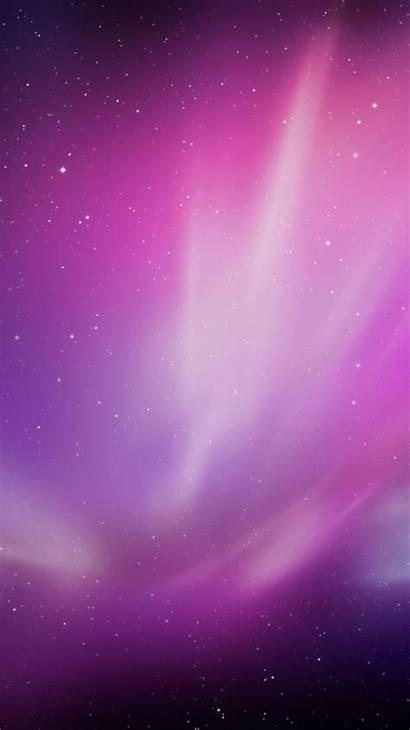 Mac Purple Apple Violet Aurora Os 5k