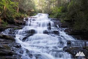 Georgia Waterfall Road Trip Four Waterfalls One Day Of