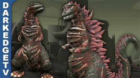 Shin Godzilla Tail หาง ชิน ก็อตซิลล่า