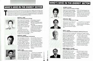 The First Issue  April 1995  Of The Energy Forum Presented
